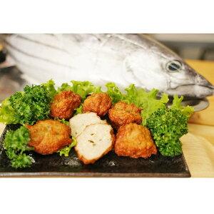 なめろうふわふわ天 6個計約120g×5 練り物 なめろう 天ぷら 海産物 カツオ 鰹 高知産 ふわふわ食感 ふわふわ 食べやすい おつまみ おやつ おかず 高知 とみぃの台所