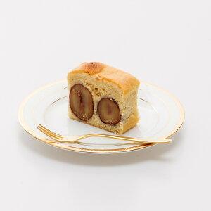 岩国がんね栗 華 約520g パウンドケーキ 洋菓子 ケーキ マロンケーキ 岩国特産 がんね栗 がんねぐり 希少品種 和栗 栗入り 渋皮煮 スイーツ デザート 焼き菓子 おやつ ご当地スイーツ お取り