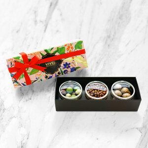 チョコレート アソート3個入 2箱セット 詰合せ パールチョコレート2種 クランチチョコレートミルク 詰め合わせ チョコレート 洋菓子 ギフト 化粧箱 ギフトボックス お菓子 チョコ 神奈川 VIVE