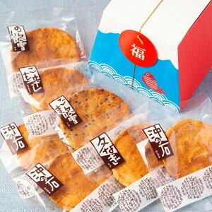 草加せんべい 富士山BOX 6個セット 5種 詰合せ 6箱 セット せんべい 和菓子 煎餅 炭火手焼き 伝統製法 ギフトボックス 化粧箱入り かたやき ごま のり えび 辛し 老舗 小宮のせんべい 埼玉 小宮