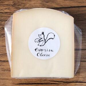 エゾリスチーズ ます(枡) 4個 チーズ 国産 パンのお供 ピザ とろける 手作り 十勝 北海道 広内エゾリスの谷チーズ社