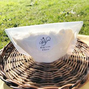 エゾリスチーズ フロマージュブラン 6個 チーズ 国産 フレッシュチーズ ディップソース パンのお供 デザート 手作り 十勝 北海道 広内エゾリスの谷チーズ社