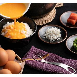 ときここち 卵溶き器 卵かけごはん専用 カトラリー キッチン用品 便利グッズ キッチンツール スパチュラ 卵かけご飯 TKG 便利 グッズ 簡単 なめらか ステンレス アイデア商品 日本製 Soji ポス