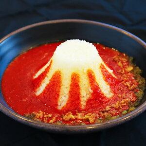 赤い富士山カレー 6食 カレー 惣菜 レトルトカレー 富士山 辛口 シビ辛 旨辛 簡単調理 時短 温めるだけ カレーライス
