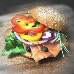 スモークサーモン3切パック スモークサーモン 燻製 鮭 おつまみ 惣菜 スモーク オードブル サーモン さけ アトランティックサーモン ノルウェー産 燻製のヒラオ