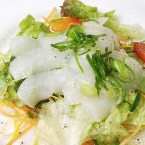 真いか皮むき プロ仕様 1kg イカ 冷凍 国産 刺身用 生食用 するめいか 日本近海 船凍イカ 魚介 真いか 使いやすい 便利 海鮮 新潟
