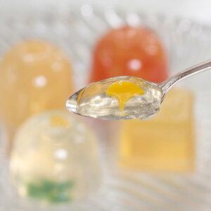 日比谷松本楼 夏のフルーツゼリーセット ゼリー 詰め合わせ スイーツ りんごゼリー 桃ゼリー 柚子ゼリー ぶどうゼリー 洋菓子 フルーツゼリー デザート おやつ お菓子 長野県産 ピーチ もも