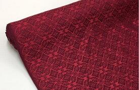日本製帯地 絹(SILK)100% 正絹草木染 72cm巾【生地 布】