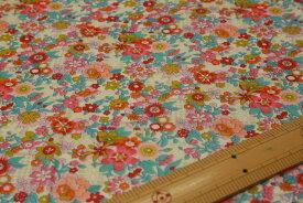 【リバティ 60/2天竺/LIBERTY】Sheraton Jersey (シェラトンジャージ) floral walts 19-3639107-19A