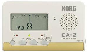 【送料無料 郵便】コルグ クロマチックチューナー CA-2 吹奏楽 管楽器 カードタイプチューナー