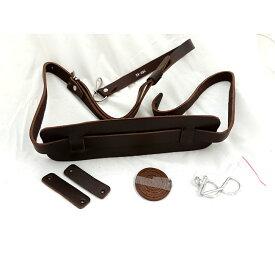Hofner H65/50 Vintage Strap ヘフナーヴァイオリンベース用ストラップ 送料無料