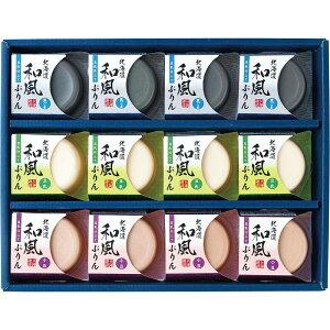 北辰フーズ 北海道和風ぷりん(豆乳仕立て)HWP-12|のし 送料 無料 ギフト お歳暮 御歳暮 贈り物