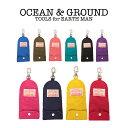 オーシャンアンドグラウンド(Ocean&Ground) キーケース