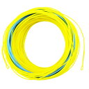 フライ スペイライン WF8/9/10F フローティング イエロー&ブルー 先端ループ付 125FT(38.1m) 【ゆうパケットOK】