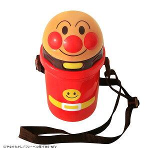 ストロー付きダイカット水筒400ml(アンパンマン) [ 水筒 すいとう 男の子 ストロー付き水筒 あんぱんまん 遠足 入園 入学 保育園 幼稚園 小学校 小学生 入園準備 入学準備 入園グッズ 入学