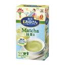 森永)Eお母さん 抹茶風味 18g×12本【セール】