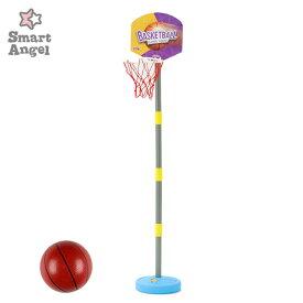 SmartAngel)バスケットゴールセット[ばすけ バスケ スポーツ 子供 子ども こども 子供玩具 誕生日プレゼント 玩具 キッズ 幼児]