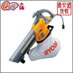 リョービ(RYOBI) ブロワーバキューム RESV-1000 送料無料 (ブロアーバキューム ブロワ ブロア)(屋外用掃除機 吹き寄せ 集じん粉砕) DIY