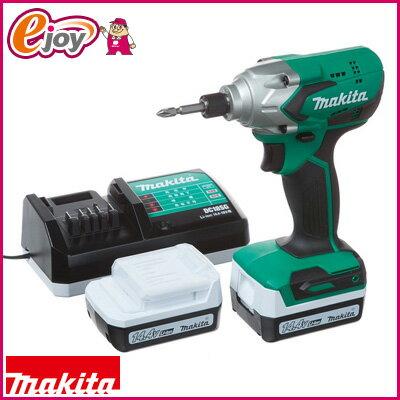 マキタ(makita) DIYモデル 充電インパクト 14.4V M697DSX 送料無料 (ドライバー ドライバ インパクトドライバー 充電式  電動工具 予備バッテリー 14.4V-1.5Ahバッテリ) DIY