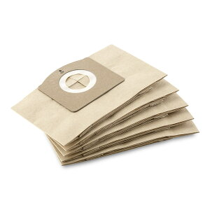 KARCHER ケルヒャー バキュームクリーナー WD1用紙パック5枚 2.863-297.0 4054278502946