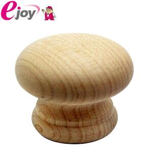 WAKI 木製つまみ 生地/木地 40mm TW-302 4903757163027