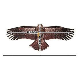 福農産業 鳥追い カイト 鷹 4965815451743