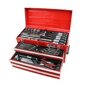 SK11 整備工具セット SST-19117RE レッド 送料無料 4977292299084