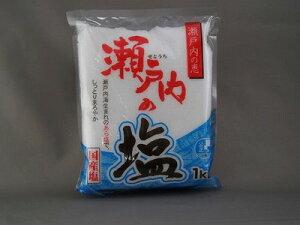 塩楽  瀬戸内の塩(国産塩)  1kg