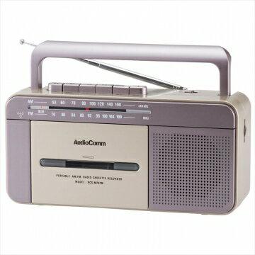 OHM RCS−M707M  コンパクトラジオ