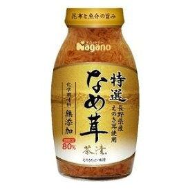 ナガノ 特選なめ茸茶漬 370g
