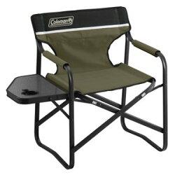 Coleman収束型チェアコールマン折り畳み椅子コールマンサイドテーブルデッキチェアSTレッドキャンプチェアディレクターチェアイス