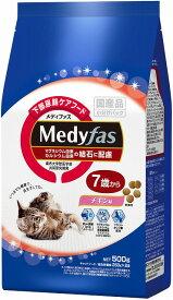 ペットライン メディファス 7歳から チキン味 500g(250g×2)