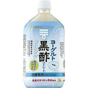 ミツカン ヨーグルト黒酢 ストレート ( 1L )