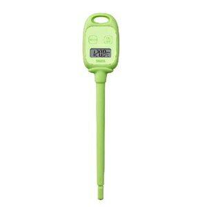 タニタ TT-583 デジタル温度計 グリーン