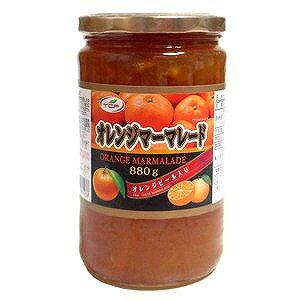 天長食品 オレンジマーマレード880g