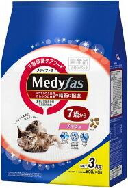 ペットライン メディファス 7歳から チキン味 3kg(500g×6)