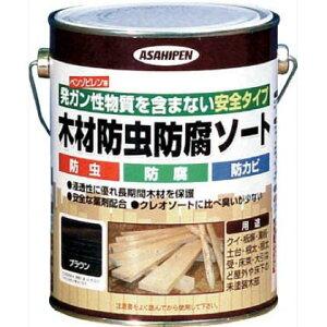 木材防虫防腐ソート 1L
