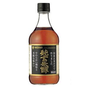 ミツカン 純玄米黒酢 500ml