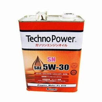 テクノパワーオイル5W304L