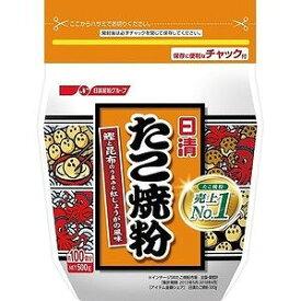 日清 たこ焼粉 ( 500g )