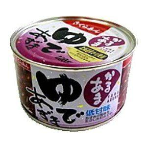 谷尾食糧 さくらあんゆであずき(北海道) 400g 1ケース(24缶入り)