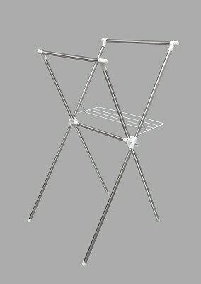 アイリスオーヤマ 簡単組立ステンレス室内物干し H−70X