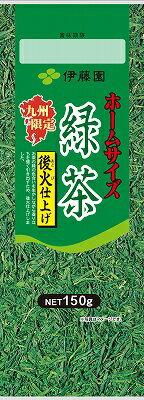 伊藤園 九州ホームサイズ緑茶 150g