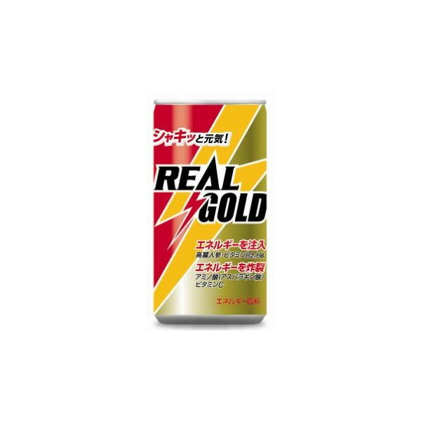 リアルゴールド190ml缶 30本入り 2ケース 60本 送料無料 コカ・コーラ社直送 コカコーラ 4902102061636