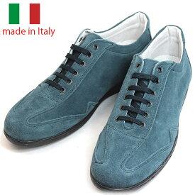スニーカー 革靴 メンズ シューズ イタリア製 スエード レザー レースアップ JEANS ジーンズ 紳士靴 本革 bigo-jeans 2019 彼氏 男性向け ブランド