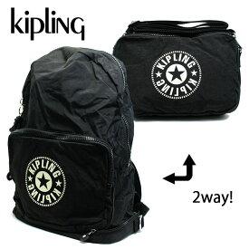 キプリング Kipling リュックサック バックパック レディース ki2636