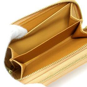 luminioルミニーオマルチキーウォレットキーケースコインケース小銭入れバッファロー水牛レザーラウンドファスナー