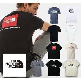 ザ ノースフェイス Tシャツ 半袖 THE NORTH FACE メンズ ロゴ クルーネック USA規格 ビッグシルエット t92tx 2020 春夏 新作