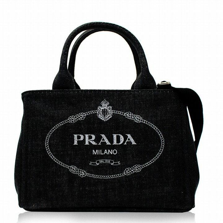 プラダ バッグ PRADA カナパ バッグ レディース トートバッグ ショルダーストラップ付き 2way ブラック アウトレット ブランド 1bg439v-0y0aj6-nero 2019 女性 彼女