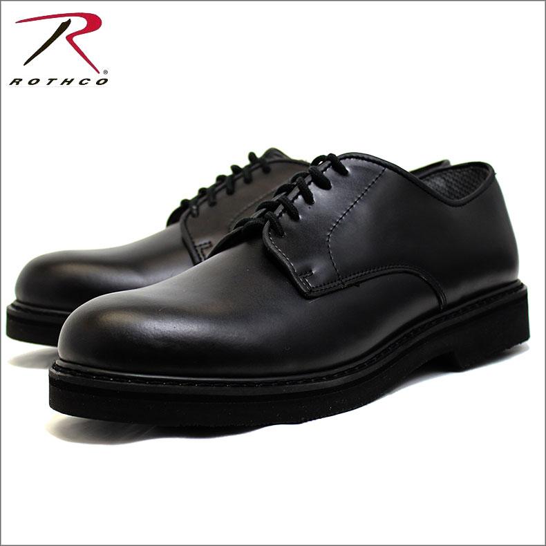 【アフターSALE】【訳あり】ポストマンシューズ ロスコ 紳士靴 メンズ シューズ レザー 革 本革 ブラック ビジネスシューズ レザー Rothco rothco5085